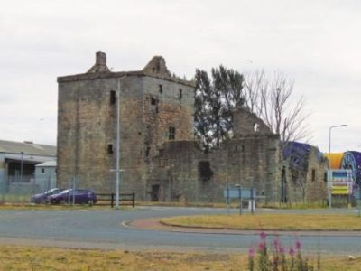 Photo of Rosyth Castle