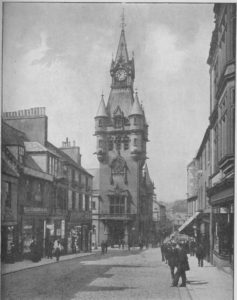 Photo of Dunfermline City Chambers 1876-1879