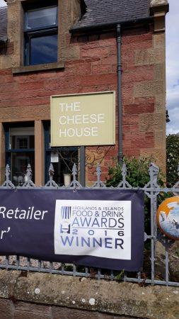Photo of the Cromarty Cheese Shop
