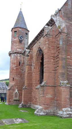 Photo of Fortrose Cathedral