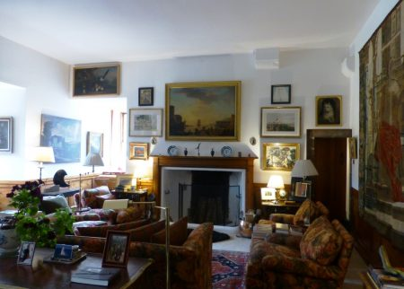 Photo of a public room in Cawdor Castle