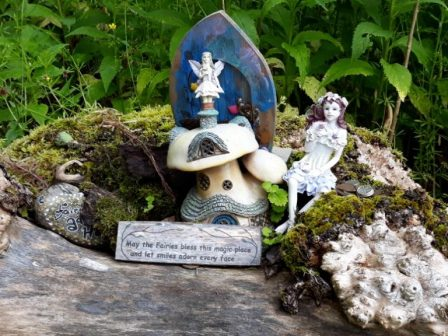 Photo of the fairy dell
