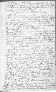 Image of the Kirk Session Minutes Volume 9