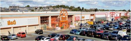 Photo of the Retail Park