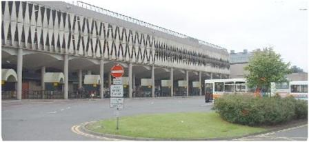 Photo of the Bus Station