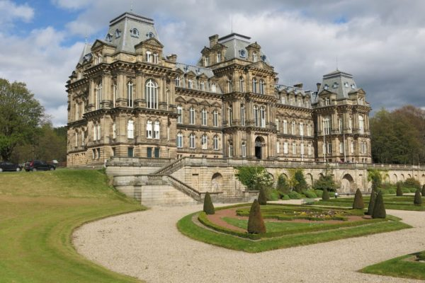 Photo of the Bowes Museum, Barnard Castle