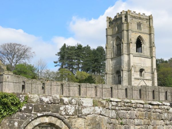 Photo of Abbot Huby's Tower