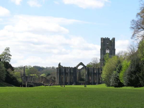 Photo of The Abbey from the East