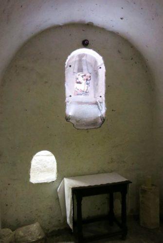 Photo of the Saxon Crypt