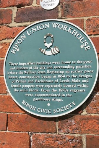 Ripon's Victorian Workhouse