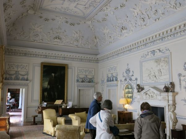 Photo of the Drawing Room at Wallington