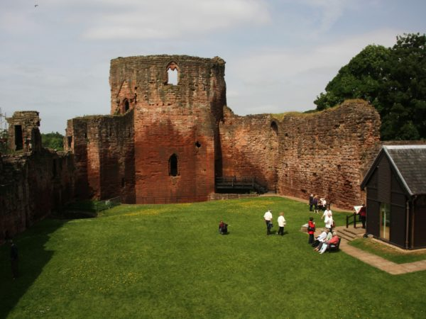 Photo of Bothwell Castle Donjon