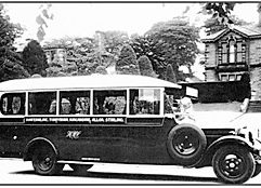 Photo C.1930 – Another Jackson bodied bus