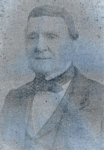 Photo of John McChlery, from a photograph by James Norval, Dunfermline
