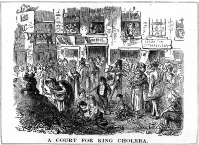 John Leeches Cartoon in Punch 25 Sept 1852