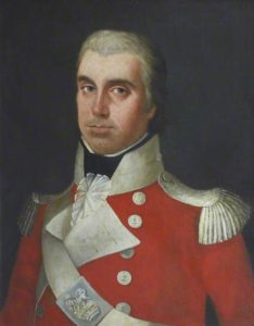 Poirtrait of Major David Wilson
