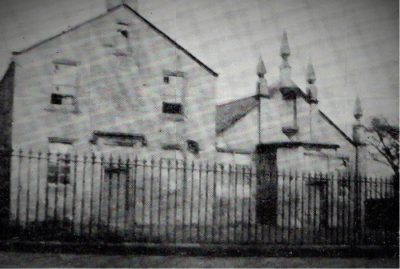 Photo of McLean School in Golfdrum Street