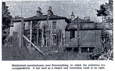 "Photo of Middlebank House, from ""The Scotsman"", 15 June, 1945, Proquest Historical Newspapers The Scotsman (1817 - 1950) pg4"