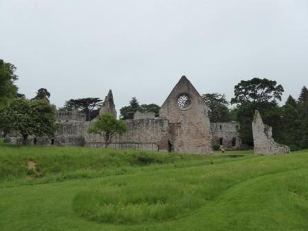 Photo of Dryburgh Abbey