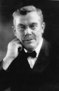Photo of William Adamson circa 1920