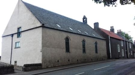 Photo of Cairneyhill Parish Church and Manse